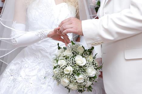 Hochzeitskirche Trauung In Der Kirche Oder Zeremonie Mit Freien